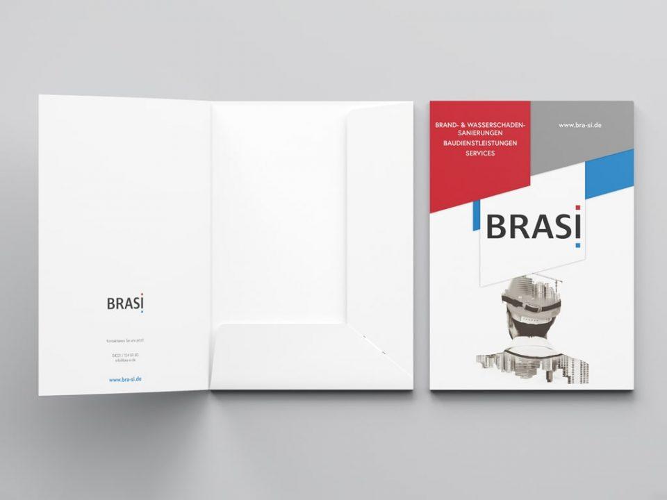 Kreation Referenz BRASI Folder