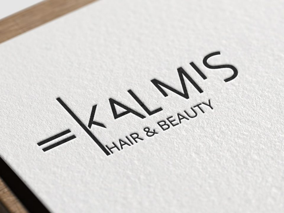 Corporate Design Referenz Kalmis Logo