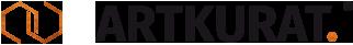 Logo ARTKURAT ® Werbeagentur einzeilig