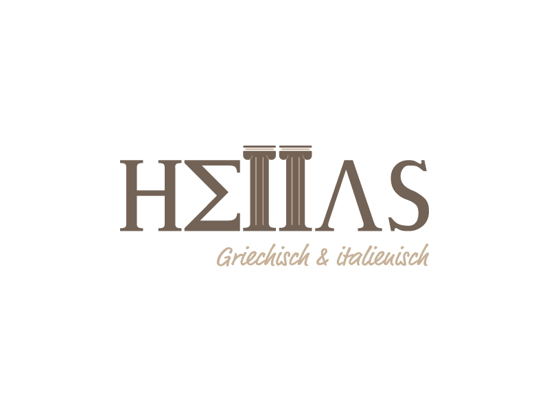 Hellas Logoerstellung